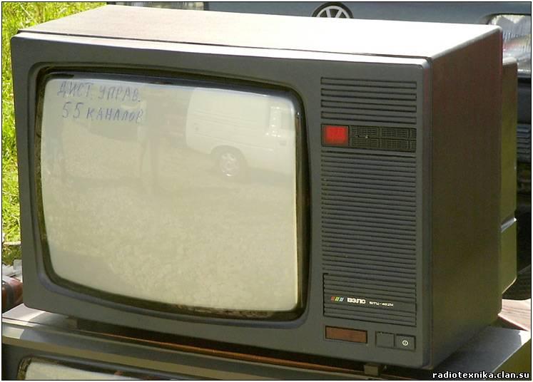схем телевизионные