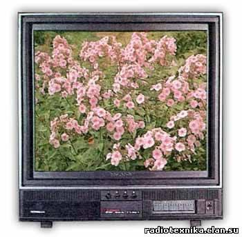 Инструкция Телевизора Горизонт 21а21