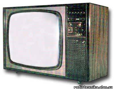 Телевизор состоит из