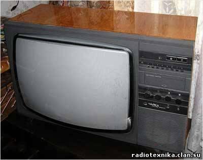 телевизор модульной