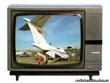 Телевизор ''Электрон Ц-390Д''